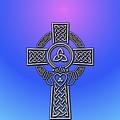 S6 Phone Celtic Cross by Ireland Calling