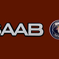 Saab Logo And Emblem by Nick Gray