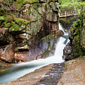 Sabbaday Falls by Dawna Moore Photography