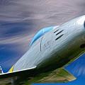 Saber Jet by Michael Tucker
