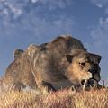 Saber-toothed Hunter by Daniel Eskridge