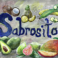 Sabrosito by Janis Lee Colon