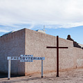 Sacaton First Presbyterian Church by Edward Peterson