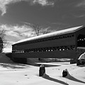 Sach's Covered Bridge by Kat Zalewski-Bednarek