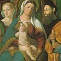Sacra Conversazione 1520 by Dossi Dosso