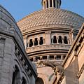 Sacre Coeur Architecture Paris by Pierre Leclerc Photography