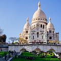 Sacre Coeur Basilica by Pati Photography