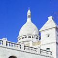 Sacre Coeur Closeup by Pati Photography