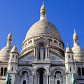 Sacre Coeur Front View by Pati Photography