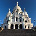 Sacre Coeur Montmartre Paris by Pierre Leclerc Photography