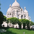 Sacre Coeur by Nadine Rippelmeyer