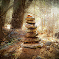 Sacred Cairn by Will Wagner