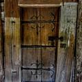 Sacred Door by Vanda Sucheston Hughes