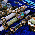 Sacred Gemstones Energy Amulets Crystal Balls Magic Wands by Sharon Mau