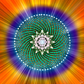 Sacred Geometry 102 by Endre Balogh