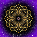 Sacred Geometry 473 by Endre Balogh