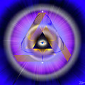 Sacred Geometry 642 by Endre Balogh
