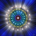 Sacred Geometry 79 by Endre Balogh