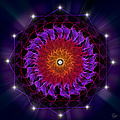 Sacred Geometry 81 by Endre Balogh
