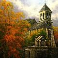 Sacred Heart Chapel Paris by Jim Gola