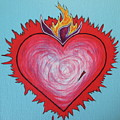 Sacred Heart No. 3 by Aimee Mouw