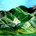 Sacred Mountain by Lorna Ritz