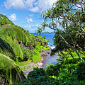 Sacred Pools Ohe'o by Keith Ducker