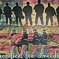 Sacrifice For Freedom by Carlos Garcia