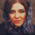 Sad Look by Tariq Abuzaid