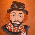Sad Sack The Clown by Arlene  Wright-Correll