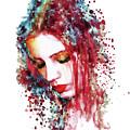 Sad Woman by Marian Voicu