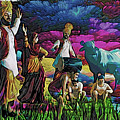 Sadda Punjab by Bliss Of Art