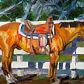 Saddled by Brian Simons