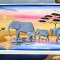 Safari  by Jane Bold