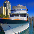 Yacht - Safe Harbor Series 39 by Carlos Diaz