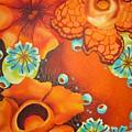 Saffron by Elizabeth Elequin