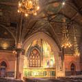Sage Chapel II by Michele Steffey