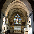 Sage Chapel Memorial Room by Stephen Stookey