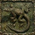 Sagebrush Lizard by Dawn Senior-Trask