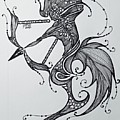 Sagittaurus by Maria Leah Comillas