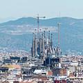 Sagrada Familia 2 by Steven Richman