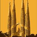 Sagrada Familia by Alan Steele