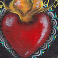 Sagrado Corazon 1 by  Abril Andrade Griffith