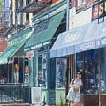 Sahadis Atlantic Avenue Brooklyn by Anthony Butera