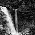 Sahalie Falls No. 4 Bw by Belinda Greb