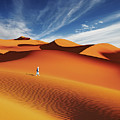 Sahara Desert, Algeria by Dmitry Pichugin