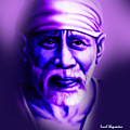 Sai Blue 5 By Sunil Shegaonkar by Saibaba Shirdi