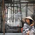 Saigon Lady by Rafa Rivas