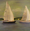 Sail Away by Lesley Mills