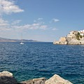 Sail Away To Hydra by Clay Cofer